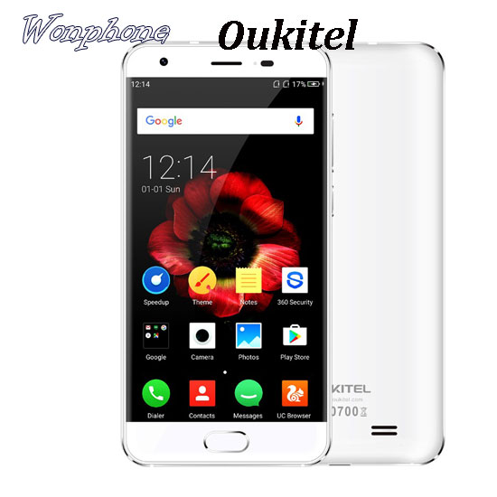 "Good waterproof phone Doogee S30 5580mAh Side fingerprint Dual camera 5V/2A 5.0""HD Android 7.0 2GB RAM 16GB ROM MTK6737"