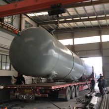 Industrial stainless steel crude oil storage tank with good price