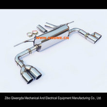 Auto muffler exhaust system for BMW F30 320