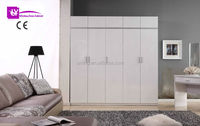 simple wardrobe designs 2 door wardrobe with mirror