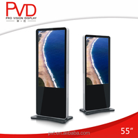 46 inch china alibaba high resolution indoor advertising led tv display