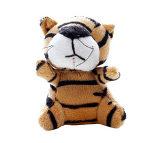 2015 Best selling factory direct wholesale soft cute baby tiger stuffed keychain plush toy,custom plush toy