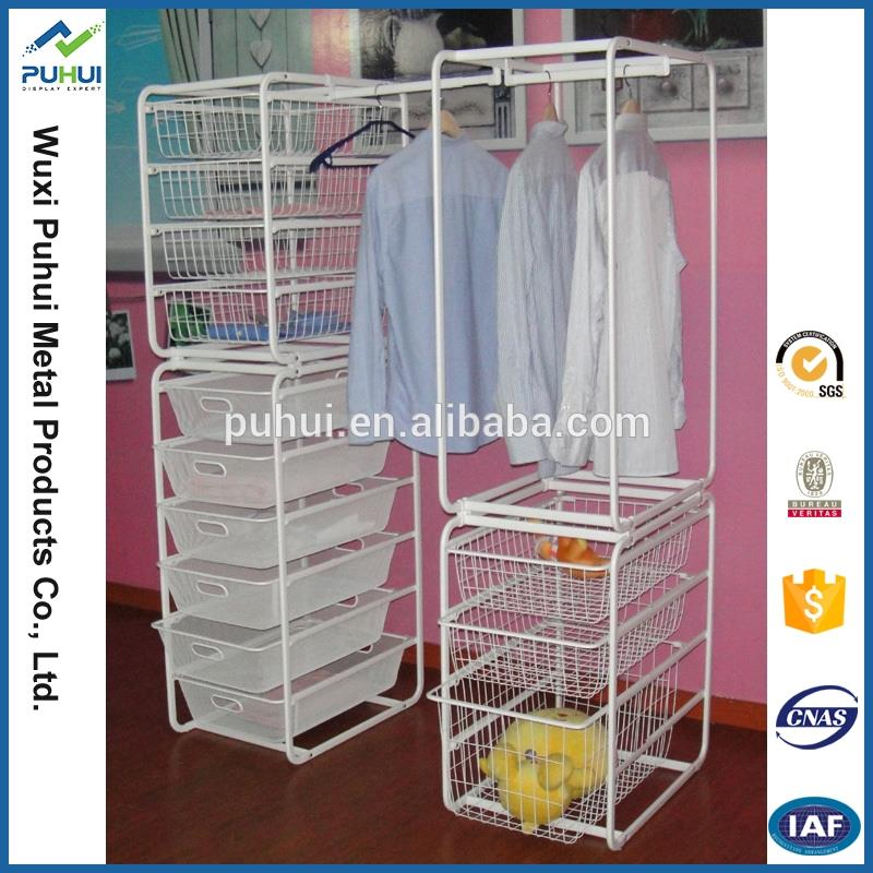low price modern childrens clothes storage rack