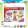 2015 Hot Selling 88pcs educational plastic magnetic building blocks toys education toy for boy kids
