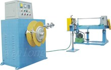 Manufacture simple small automatic Middle section coiling machine
