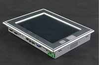 10.4 inch touch panel pc with Low power consumption ,all in one pc with touch screen,industrial panel PCs
