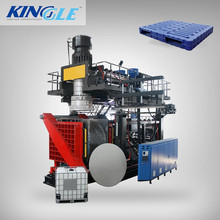 China large products pallet drum plastic table blow molding machine kayak