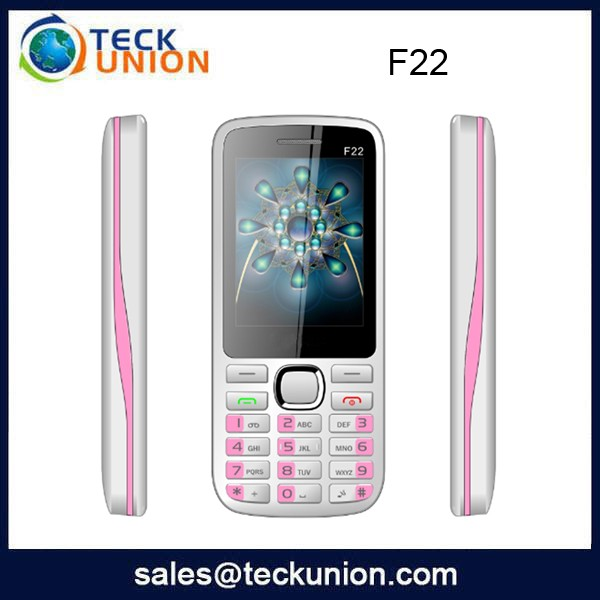 2.4inch Screen F22 Dual Sim mini Mobile Phone