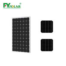 25 Years Warranty supplies daylight 300w mono solar panel