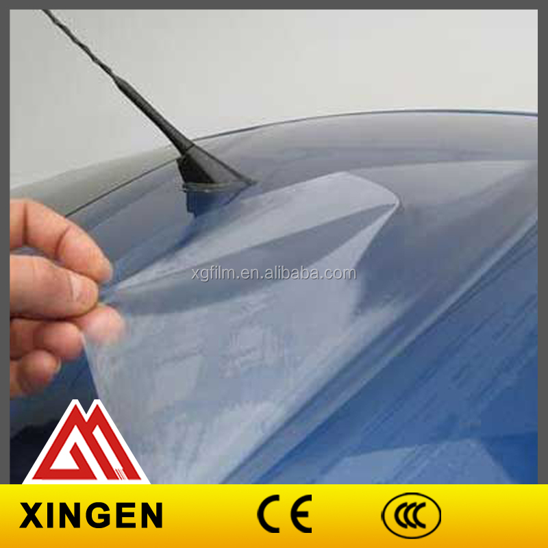 Bulletproof Window Film, Protective Electric Film For Car Window