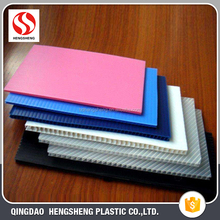 pp high quality cheap price corex board pp board corrugated pp coroplast sheets