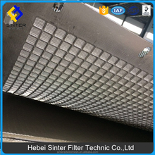 more than 10 year's factory punching Perforated plate sintered SCREEN