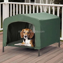 Indoor &outdoor portable waterproof plastic dog house