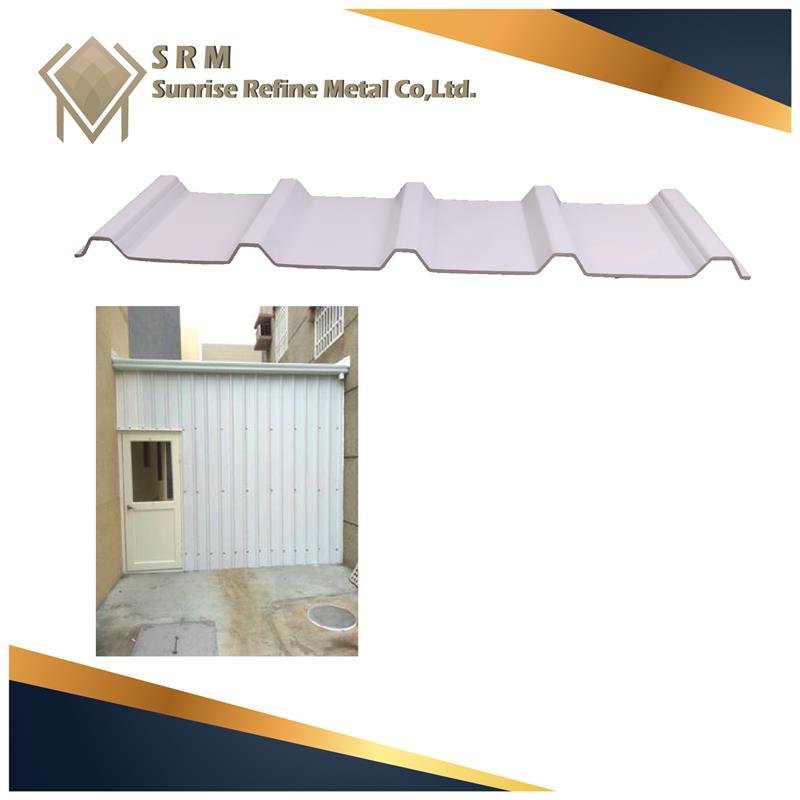 New product 2017 translucent plastic corrugated roof panels With Long-term Service