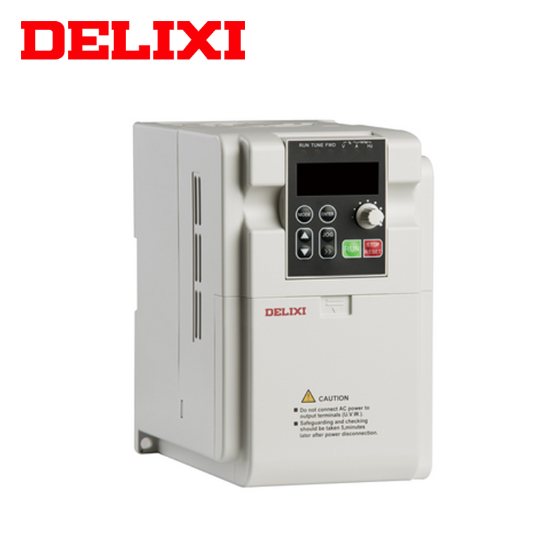 Mini Em60 0.4~3.7kw frequency inverter single phase to 3 phase