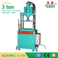 hot-sale JLUY made precision four-column metal of bag handle punching machine