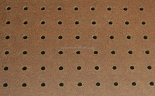 4*8 colored hardboard / stone hardboard wall panel /pegboard