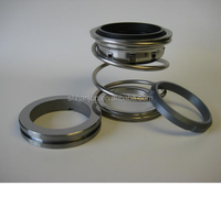 Double Lip Rotary Shaft O Ring Seals Akoken PTFE for Screw Air Compressor Industry Seal
