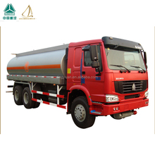 16m3 capacity HOWO fuel tank truck with High Quality