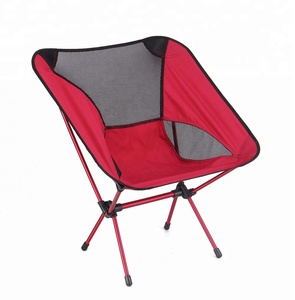 Best selling new style high quality lightweight outdoor portable fishing folding chair camping chair
