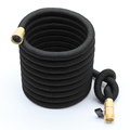 World Best Selling Products Expandable Garden Hose Water Hoses 50Feet Expanding Hose Solid Brass Fittings With Shut Off Value