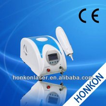 -2013 HOT!!! High quality physiotherapy laser equipment for tattoo removal