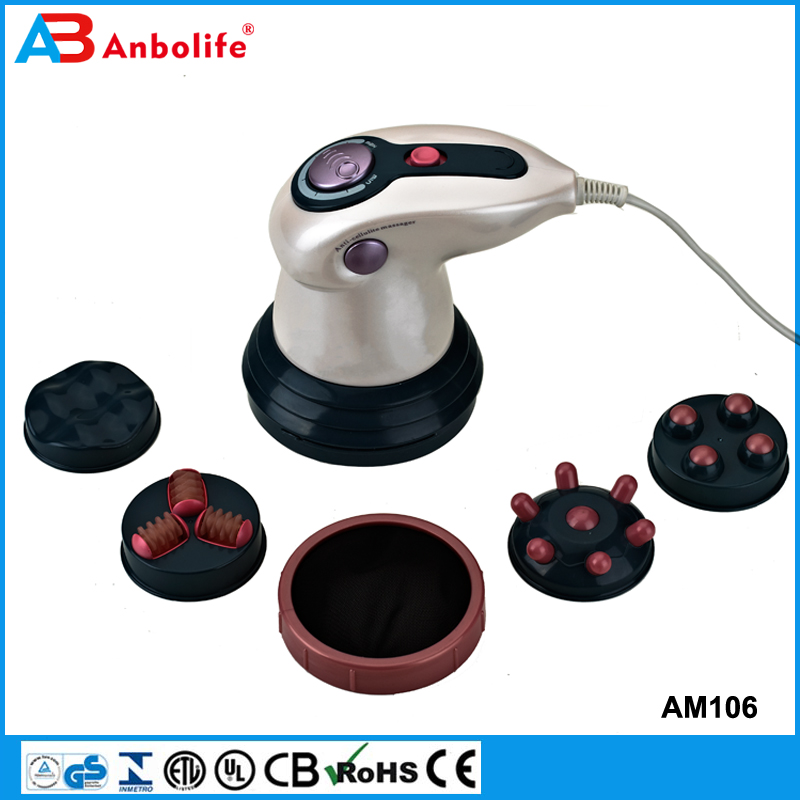 personal foot leg back body electric massager