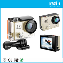 The hot sell sports action camera waterproof 2.0 TFT Waterproof index 5 meters sport camera