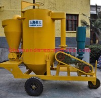MDB Cement, Fly ash, Sand, Grain Small Auger Screw Conveyor for sale