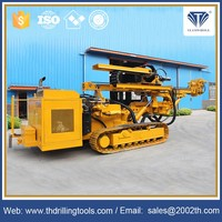 bore well drilling machine dth drilling rigs with best price