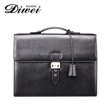 High quality Large Capacity Executive Leather briefcase,Leather Office Bags For Men
