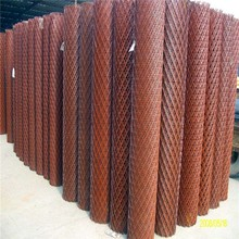 stretched steel sheet/painted expended mesh panel/reinforced wall wire mesh
