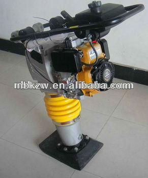 HCR80K Impact tamping rammer with Mikasa tamper rammers parts
