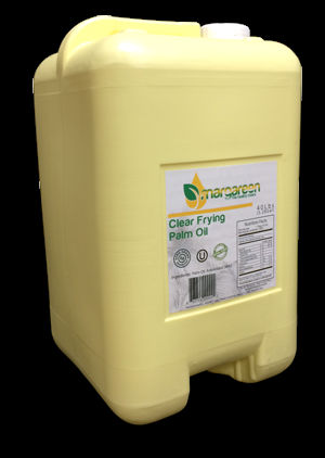 Clear Frying Palm Oil