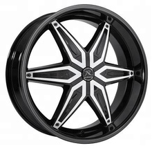 Aluminum Alloy Car Wheel Rims KR11