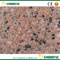 Chinese Polished Sparkle White Granite Slab
