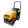 1T 2T 3T asphalt compact road roller for construction