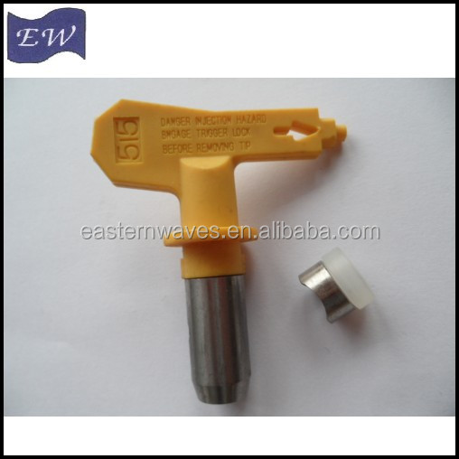 switch tip for airless paint sprayer nozzle