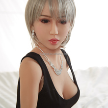 Retail 6ye doll 165cm naked full silicone real doll sex doll silicone for men