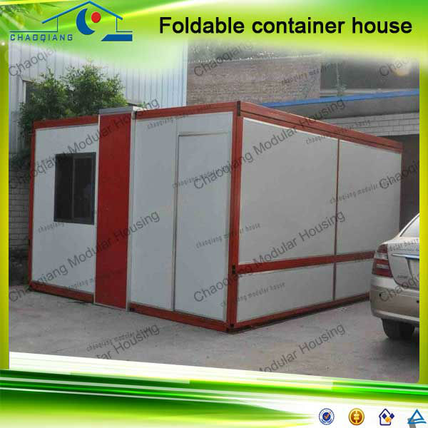 Hot iso quality dismountable 40ft container home sales