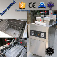Best Selling fryer for fried chicken equipment
