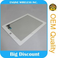 repair parts for cellular phone /lcd display repair parts for ipad 2 touch screen