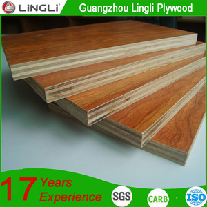 Furniture and decorative usage commercial plywood price melamine laminated plywood in Poland