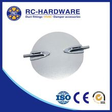 Direct Factory Price Hvac Vents Manual Air Duct Damper Blade