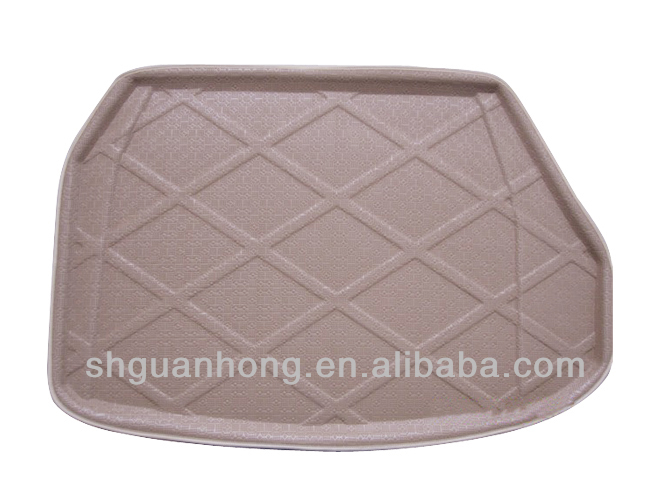 3D car trunk mat for BMW 7 manufacture / supplier