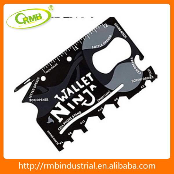 Multi-function stainless steel cutting blade