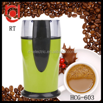 Kitchen appliance Mini coffee grinder electric CE standard coffee grinder