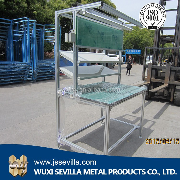 Industry Aluminium Workbench