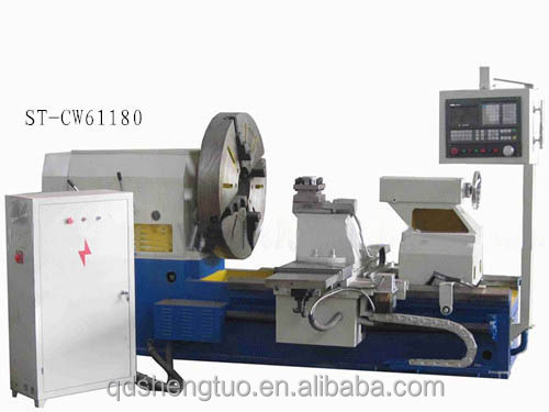 Heavy Duty Flat Bed CNC Horizontal Lathe,Lathe Machine Horizontal