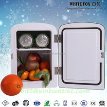Manufacturer Supplier compact handheld mini fridge with 4L capacity